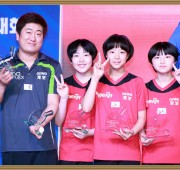 2017 아시아 주니어,카뎃 탁구선수권